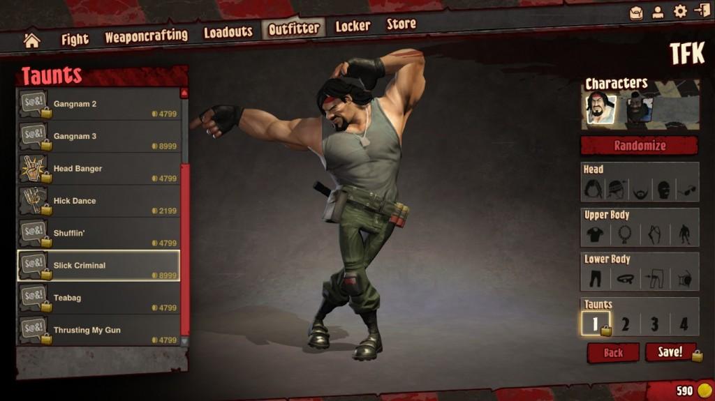 Rambo Jackson dans la place !